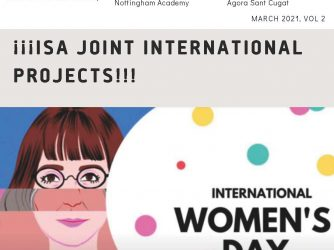 ISA March Newsletter
