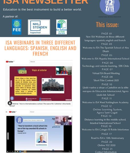 ISA_July_Newsletter