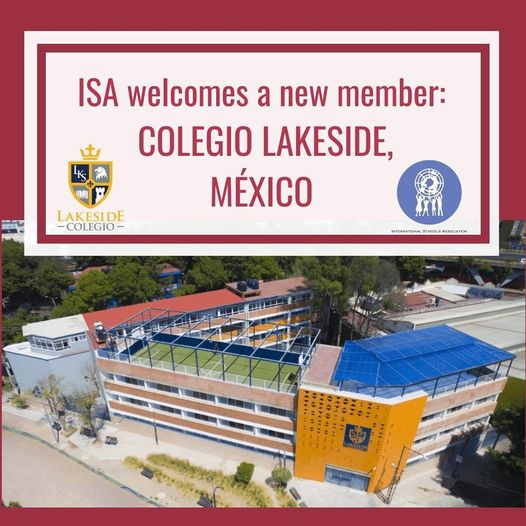 Colegio Lakeside new ISA member
